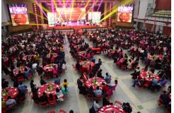 富士康:春节慰问暖人心,浓浓关怀显真情
