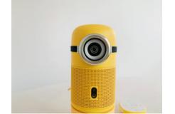 大眼橙小黄人投影仪H1,激萌外观赢得市场青睐