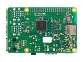 Raspberry Pi 3 B +评论娇小完美