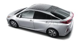 太阳能汽车成真!可边开车边充电