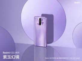 Redmi K30系列配置公布:4500mAh+30W闪充+6.67英寸屏