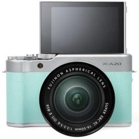 亲民相机富士微单(FUJIFILM)X-A20/A20 X仅售2799.00元