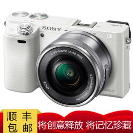 进阶摄影选择索尼(SONY)ILCE-6000L/a6000 仅售3449.00元